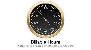 Billable Hour Clock
