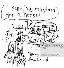 Kingdom For A Horse