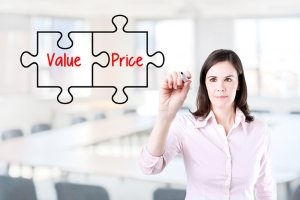 Value-v-Price