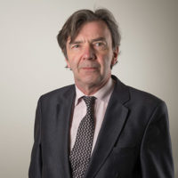 Professor Dominic Regan